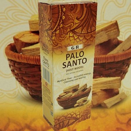 Räucherwerk Palo Santo Sechseck-Packung (1 Pack.) 20g