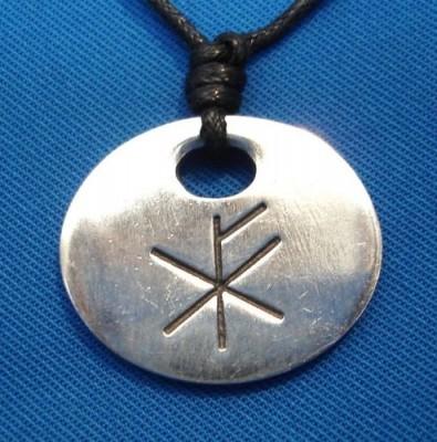 Binderunen Amulett Wohlstand