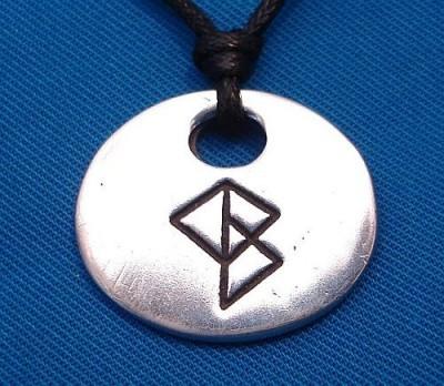 Binderunen Amulett Erfolg