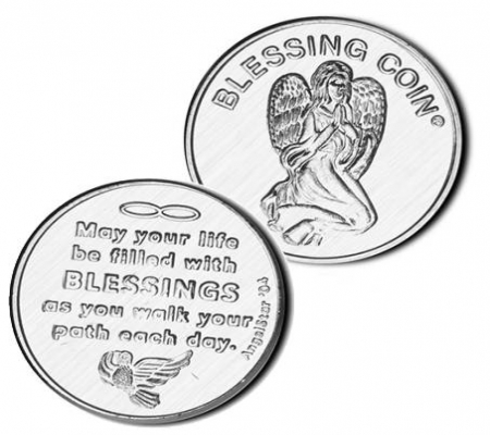 Engelmünze Blessing (Segnung)