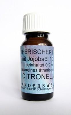 Ätherischer Duft Jojobaöl mit Citronella 10ml