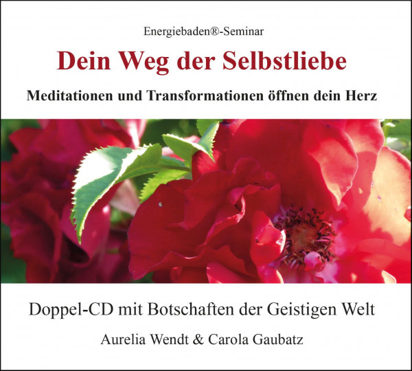 Energiebaden®-Audio Selbstliebe CD oder MP3
