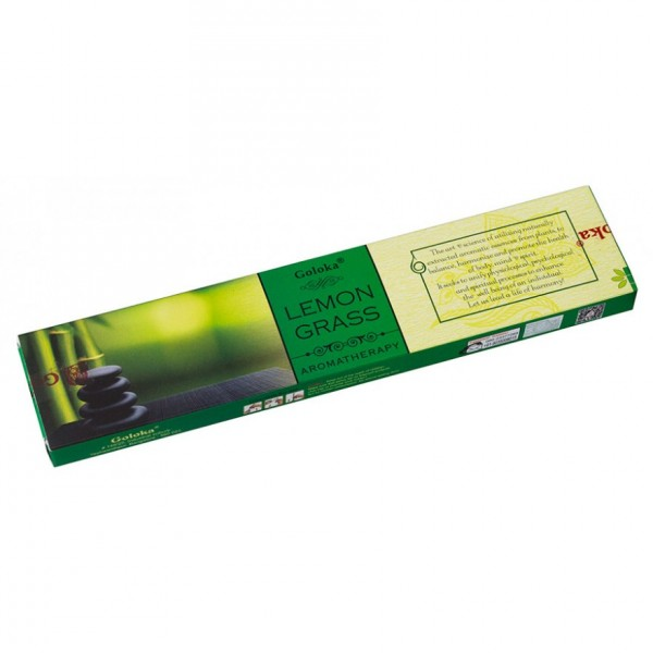 Goloka Aromatherapy Lemongrass 15g
