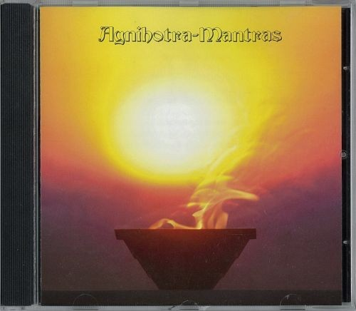 Agnihotra Mantras CD