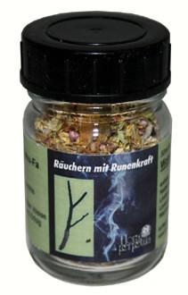 Räucherwerk Wohlstands-Rune FEHU FA 50ml