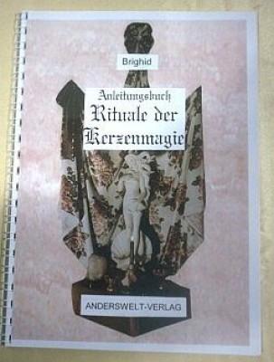Anleitungsbuch für 19 verschiedene Rituale mit Kerzen